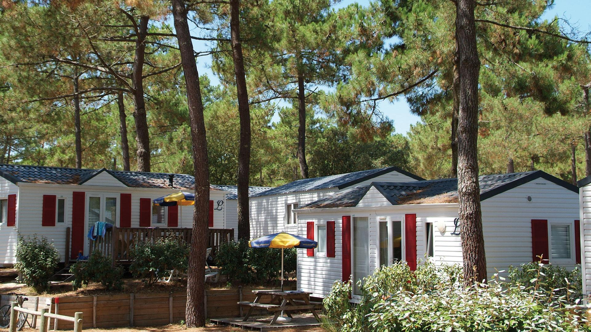 Camping Airotel Locatifs Mobils home