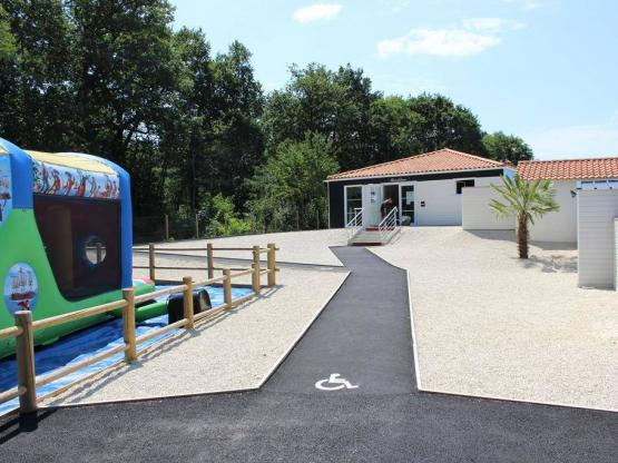 Camping Le Pont Rouge