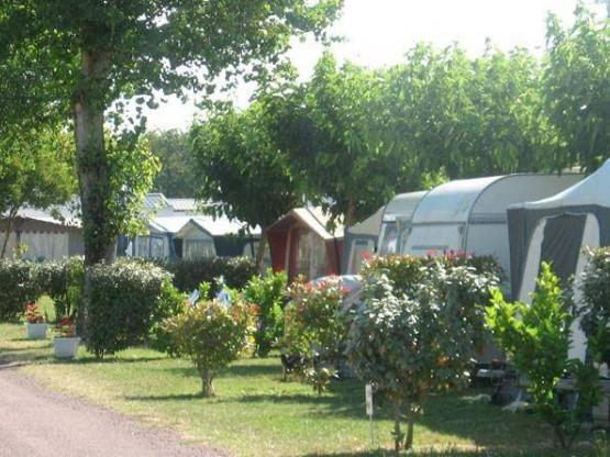 Camping les Floralies