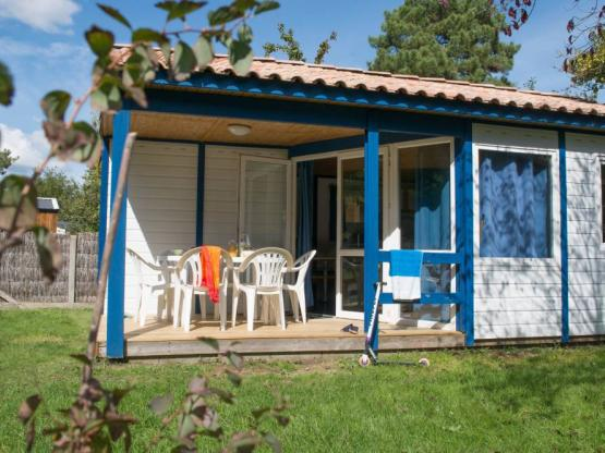 Chalet Rêve 2 zimmer + überdachte Terrasse : Camping La Parée ...