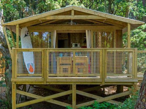 Ecolodge Nature : 2 Chambres - 4 personnes - 32 M² ...