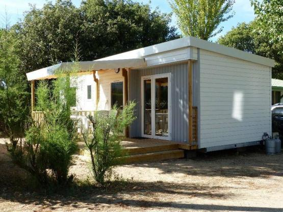 CONFORT - Mobilhome Magdalena 33 m² - 3 chambres + terrasse ...