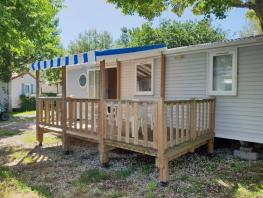 Mobile-home Confort - 3 bedrooms