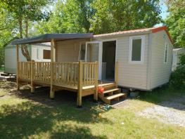 Mobile-home Confort -2 bedrooms
