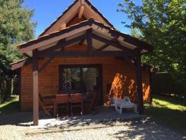 Chalet 51m² (2 chambres)