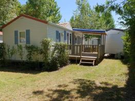 Mobile-home Confort - 2 bedrooms