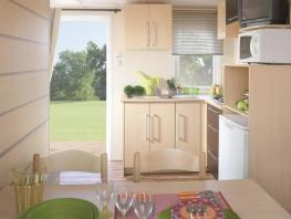 Mobil-home CRABE 2 chambres