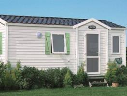 « Mobil-home CRABE » 2 chambres
