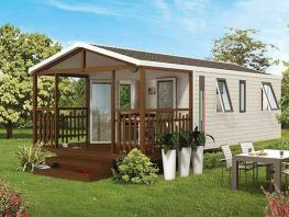Mobilhome Excellence (2 habitaciones) 23m² - New 2017