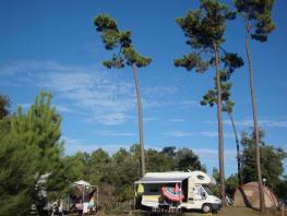 Emplacement Camping + Confort