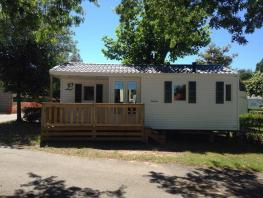 Mobilhome Louisiane 25m²