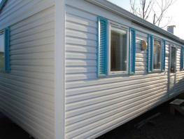 ECO Mobil-home 3 chambres 30m² + terrasse