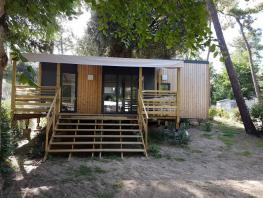 « Mobil-home BUCCIN » 2 chambres / 2 SDB