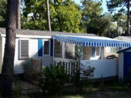 « Mobil-home POULPE » 3 chambres